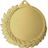 Medal 70mm, 1st place - gold MMC7010 1