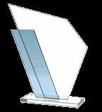 Statuetka szklana GS615 1