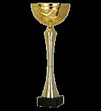 Gold metal cup 9251 1