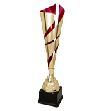 Gold & pink metal cup CIDRI 3135 1