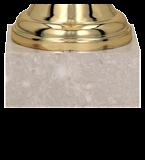 Кубок металлический золотой RUBEN  8312H 5