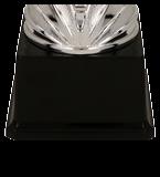 Silver&black metal cup DRAGOS 3140C 5