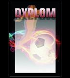 Papierdiplom  - Fußball DYP89 1