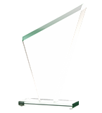 Glass trophy GS201 1