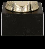 Gold & black plastic cup WERTIGO BK 9090A 5