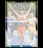 Papierdiplom  - Laufen DYP115 1