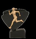 Resin figure - running RFEL5013/BK/G 2