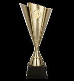 Kunststoff-Pokal Gold FABI S 4202C 2