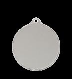 Медаль волейбольная стальная 70 мм MMC3073/S 12