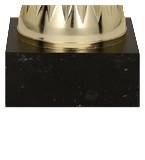 Gold metal cup EVER 4175C 5
