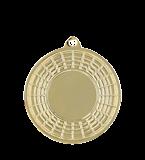 Медаль золотая 50 мм MMC0050/G 11