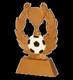 Resin figure - football RE001 1