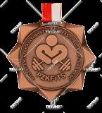 Bespoke medal – example M.INNE20 1