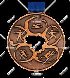 Bespoke medal – example M.INNE24 1