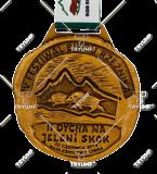 Bespoke medal – example M.BIEG91 1