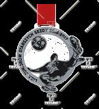 Medaille 1-2-3 - Beispiel MK_53 1