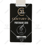 Bespoke trophies - Q-MEDALS - exemplary realization QM_42 1