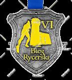 Bespoke medal – example M.BIEG83 1