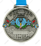 Bespoke medal – example M.BIEG99 1