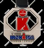 Bespoke medal – example M.BIEG97 1
