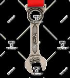 Bespoke medal – example M.BIEG77 1