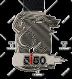 Bespoke medal – example M.JUB19 1