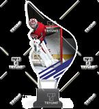 Trophy from plexy on a platform - HOCKEY CP01/HOC1 1