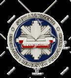 Bespoke medal – example M.JUB18 1