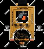 Bespoke medal – example M.DUA04 1