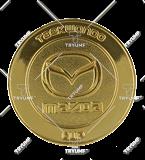 Bespoke medal – example M.SW04 1