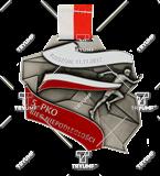 Bespoke medal – example M.BIEG45 1