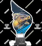 Trofeum wędkarskie z plexy - WĘDKARSTWO CP01/FIS2 1