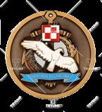 Bespoke medal – example M.JUB03 1