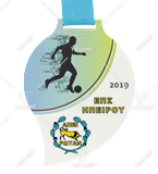 Bespoke trophies - Q-MEDALS - exemplary realization QM_154 1
