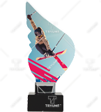 Trophy from plexy on a platform – ski CP01-M/SKI4 1
