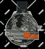 Bespoke medal – example M.DUA01 1