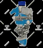 Bespoke medal – example M.BIEG70 1