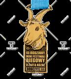 Bespoke medal – example M.BIEG93 1