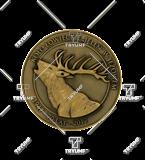 Bespoke medal – example M.JUB16 1
