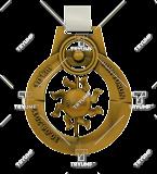 Bespoke medal – example M.BIEG13 1