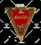 Bespoke medal – example M.BIEG67 1