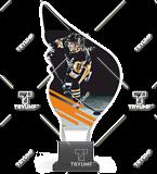 Trophy from plexy on a platform - HOCKEY CP01/HOC2 1