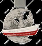 Bespoke medal – example M.BIEG05 1