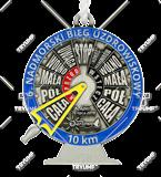 Bespoke medal – example M.BIEG71 1