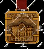 Bespoke medal – example M.BIEG75 1