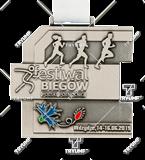 Bespoke medal – example M.BIEG94 1