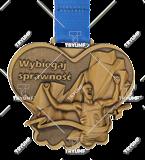 Bespoke medal – example M.BIEG08 1