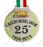 Bespoke trophies - Q-MEDALS - exemplary realization QM_104 1