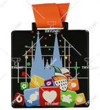 Trofei personalizzati - Q-MEDALS - Realizzazione esemplare QM_09 1