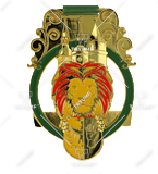 Bespoke medal – example M.BIEG50 1